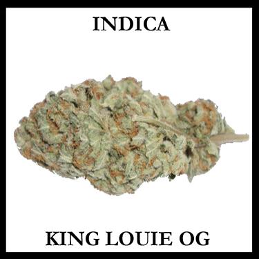 King Louie OG Indica