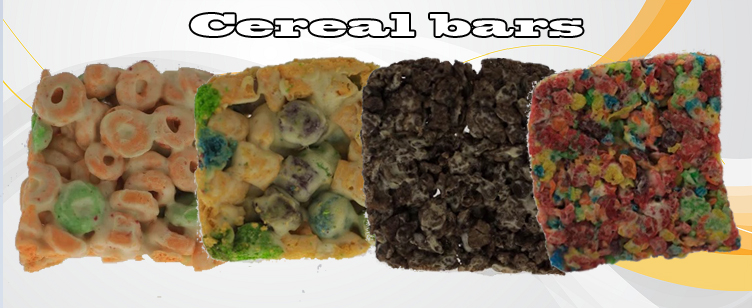 Cereal Bars Banner